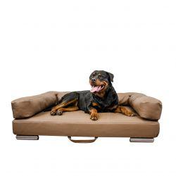 Duża kanapa dla czworonoga