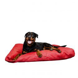 Niezniszczalne legowisko dla psa xl łatwe w czyszczeniu