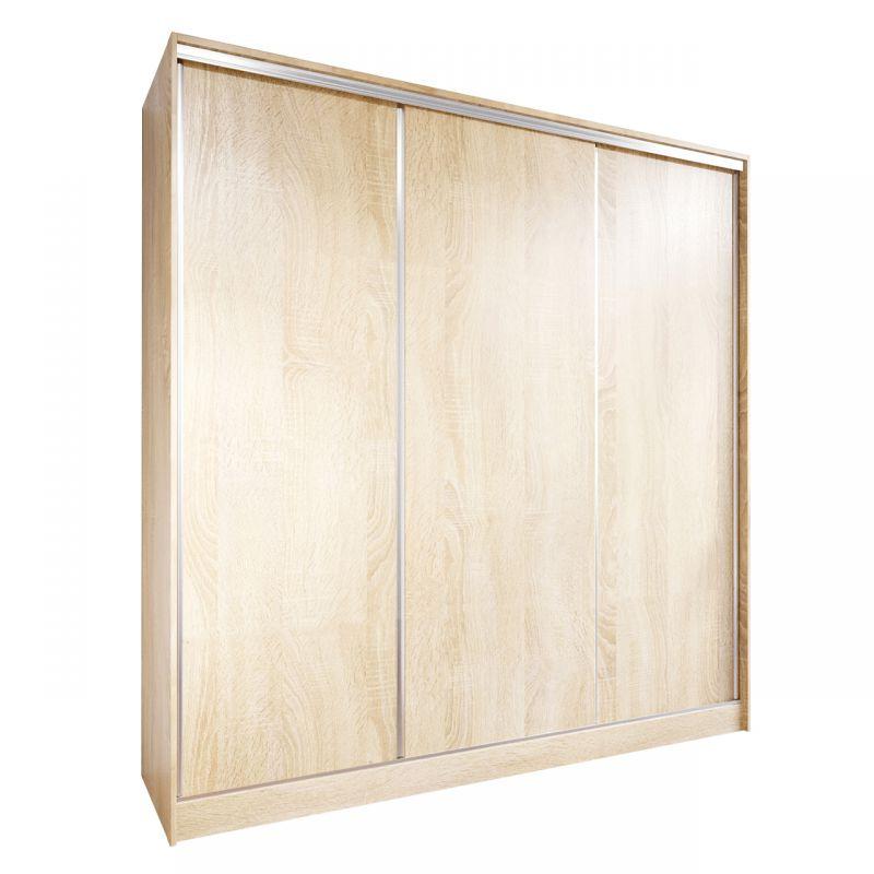 Szafa z drzwiami przesuwnymi sonoma 200 cm